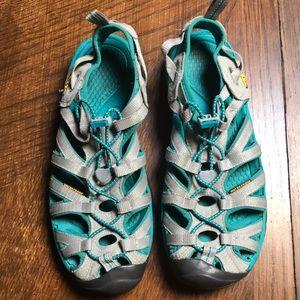 Women's size 8.5 Keen sandals
